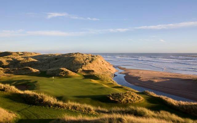 Sân golf Trump international golf links