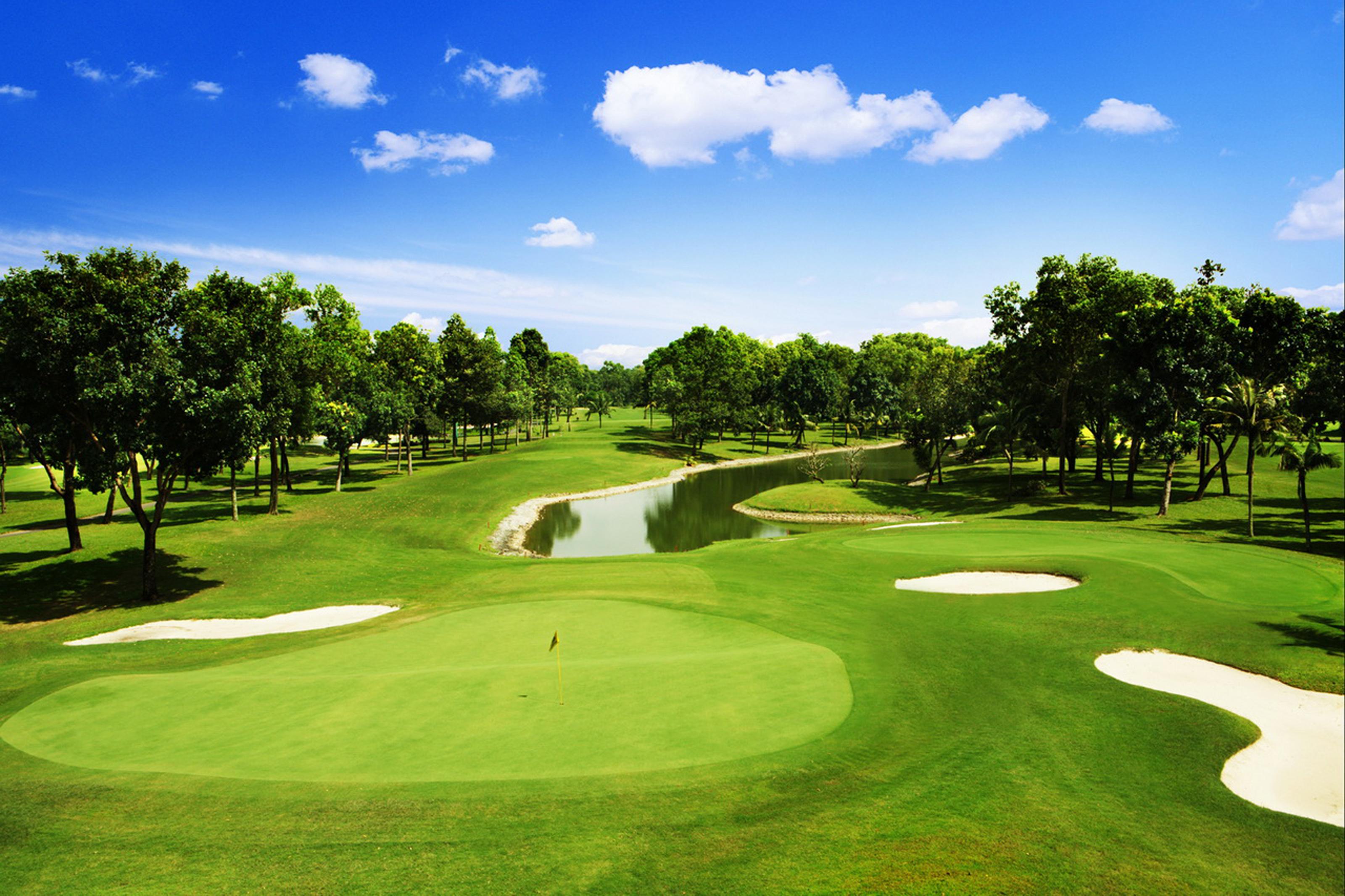 Sân golf Thành Đông