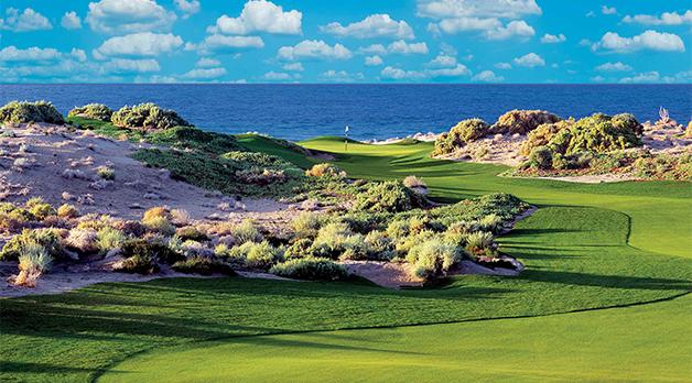 Một góc thơ mộng của sân golf FLC Sầm Sơn Golf Links