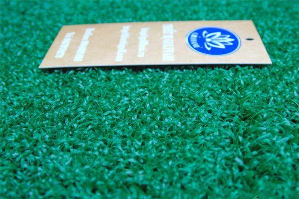 Cỏ nhân tạo sân golf Gomic611 đẹp