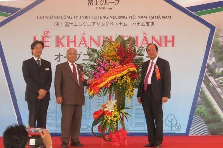 Khánh thành dự án khu chung cư Nhật Bản cho thuê Famille Hà Nam