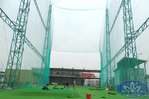 Sân tập golf Famille Hà Nam