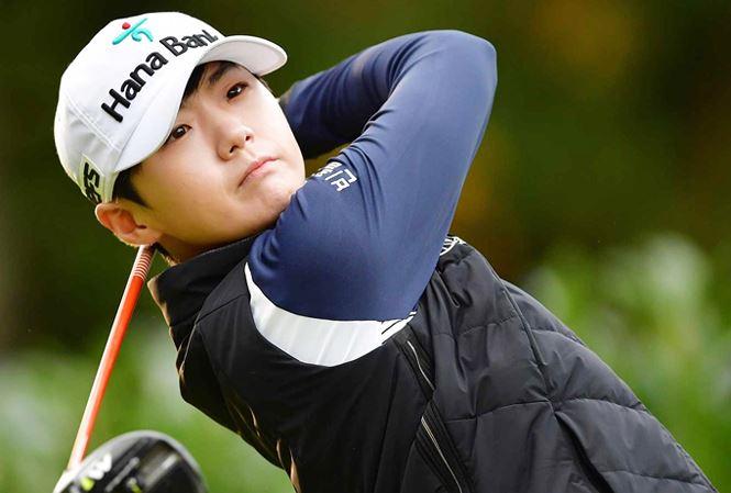 Golfer trẻ Hàn Quốc: Sung Hyun Park