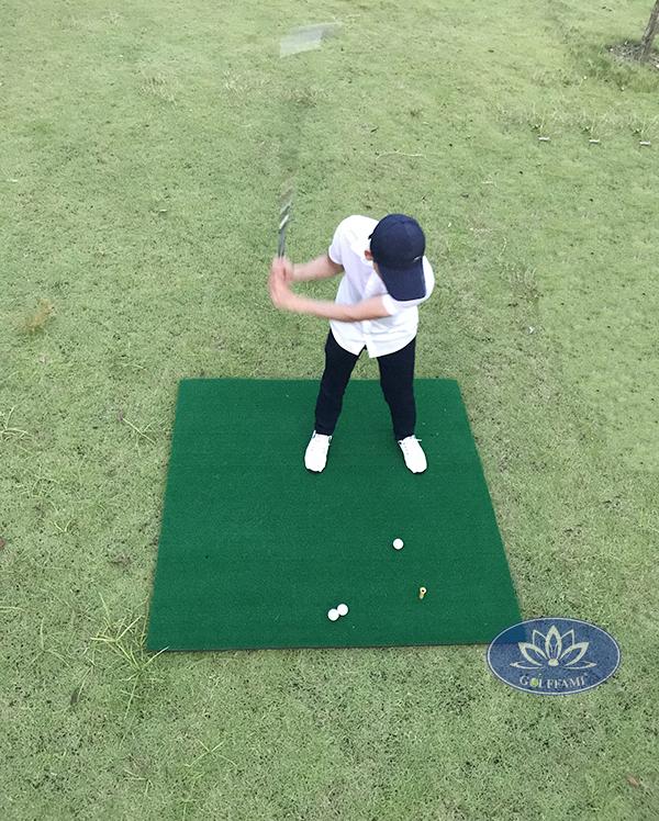 Thảm tập golf Hàn Quốc