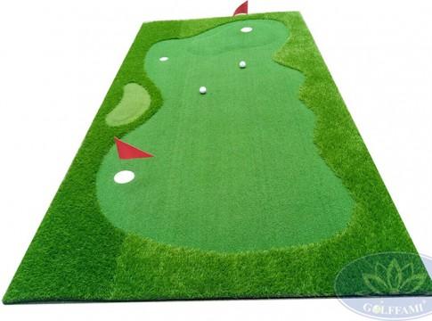 Thảm tập golf putting Gomip29