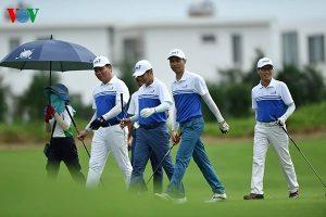 FLC AMD Golf Tournament 2018 có đông đảo người tham gia