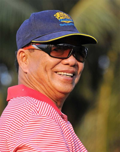 Golfer thủ Lê Xuân Phương