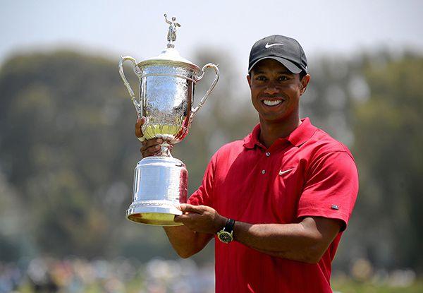 Cựu tay golf số 1 thế giới Tiger Woods