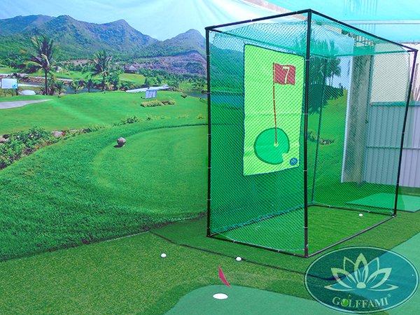Bộ khung tập golf Gomik56-3