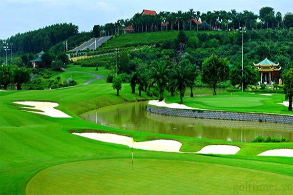 Chơi golf ở Việt Nam không