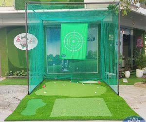 Khung lưới tập golf gomik51-1