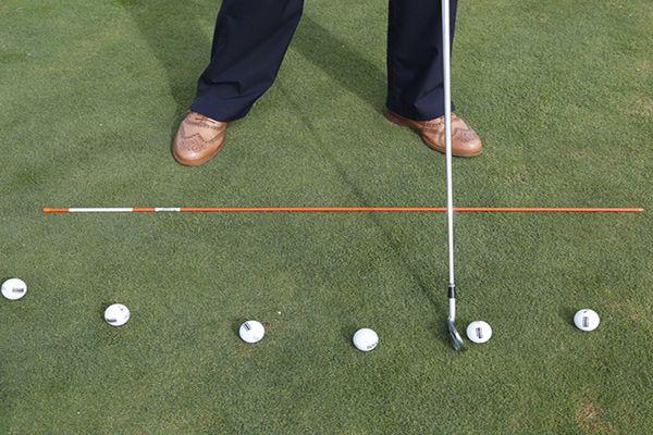 Hướng dẫn kỹ thuật đẩy gậy putting golf