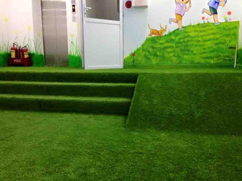 Giá thảm cỏ nhân tạo bao nhiêu