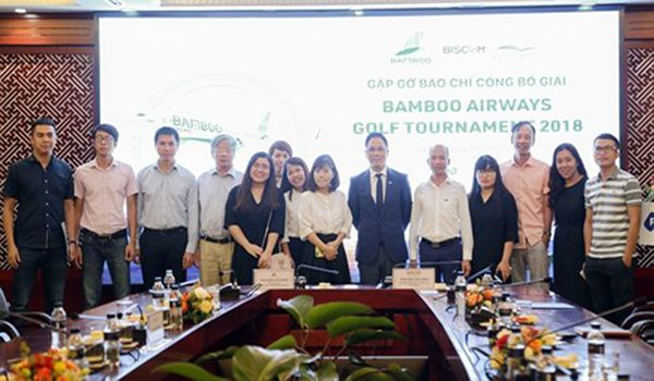 Bamboo Airways Golf Tournament 2018