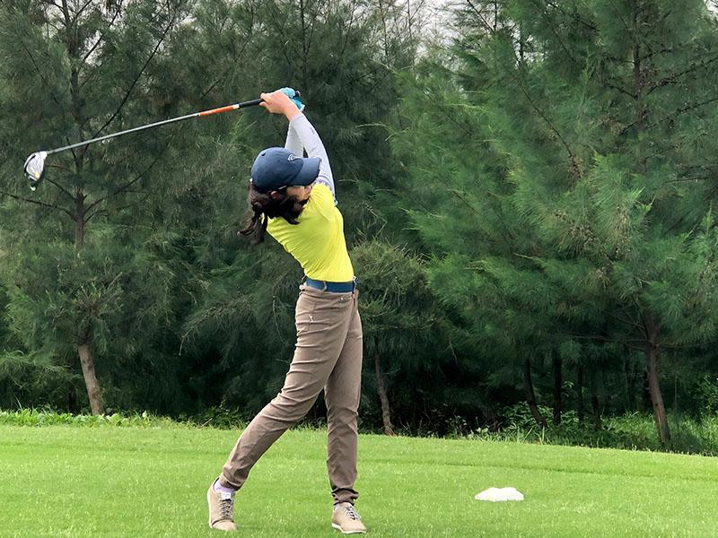 Giải Hanoi junior golf tour