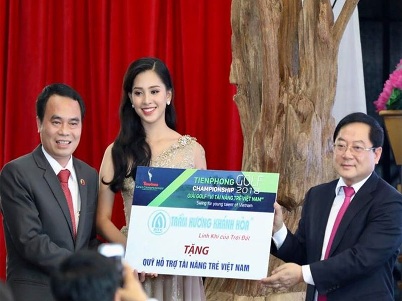 Thể thức thi đấu tại Tiền Phong Golf Championship 2018