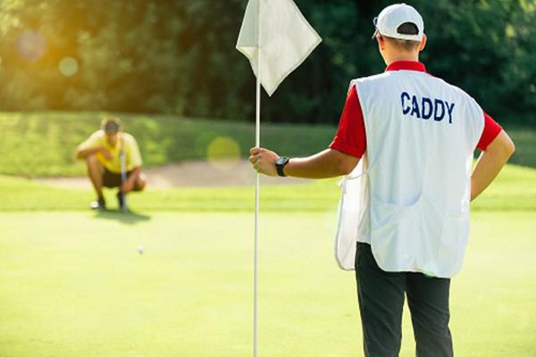 Nhiệm vụ của Caddie trên sân golf