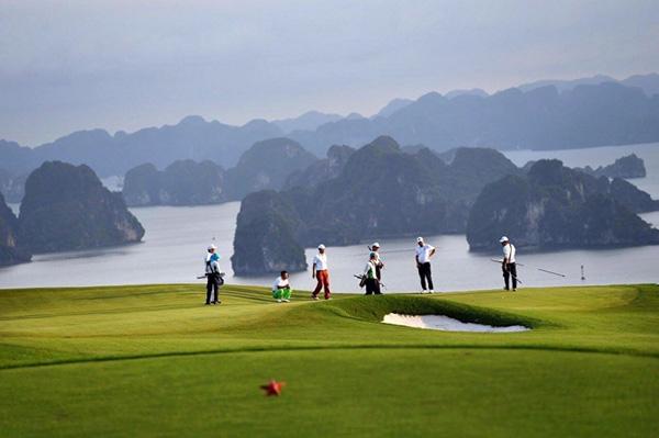 Điểm đến hấp dẫn mới của các golf thủ thế giới