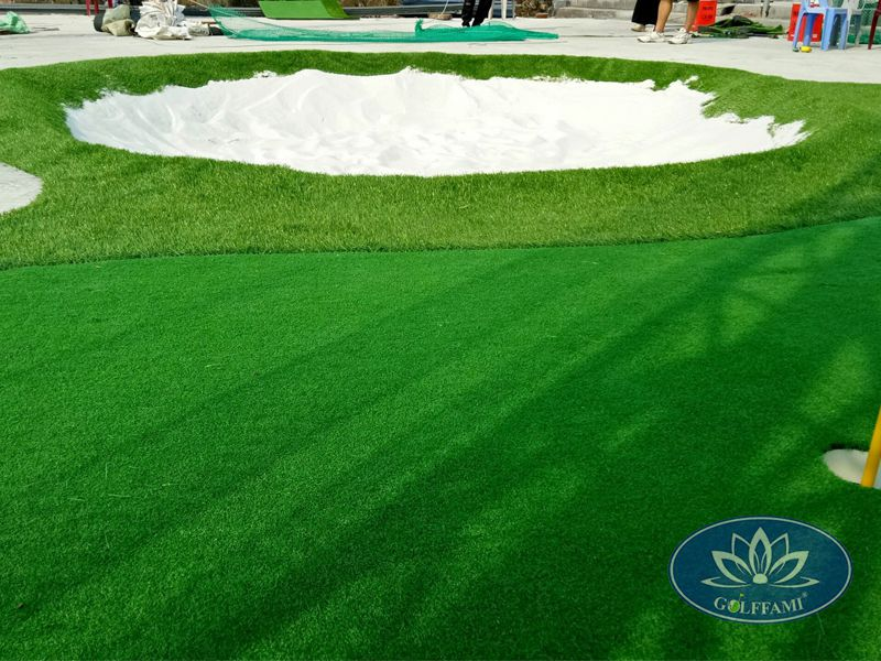 Thi công Green golf tại Hải Phòng