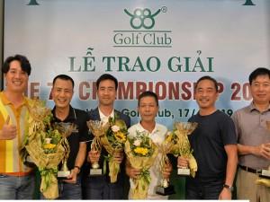Lễ trao giải 88 golf club
