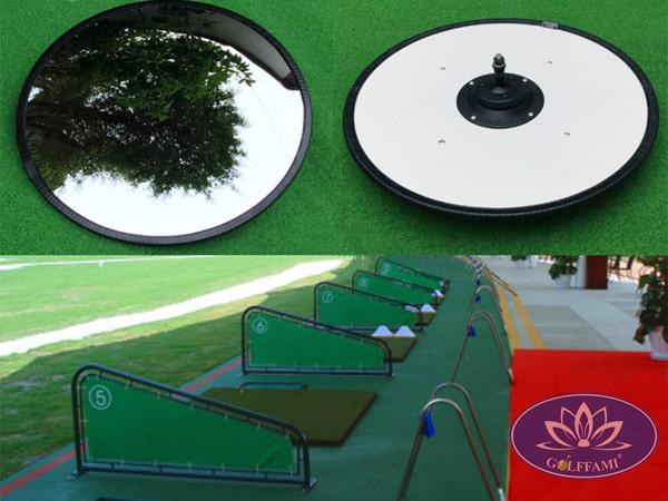 Vách ngăn sân tập golf GOMIVA03