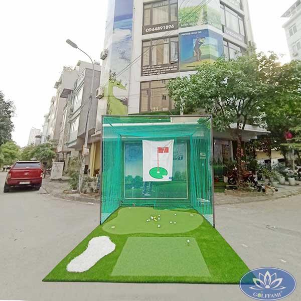 Khung lưới tập golf Gomik51-6