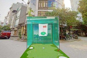Bộ khung lưới tập golf Gomik51-7