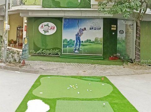 Thảm tập golf Gomip33 chất lượng cao