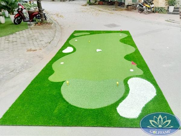 Thảm tập golf Gomip34 chất lượng cao