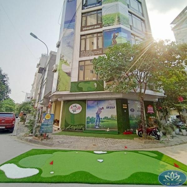 Thảm tập golf Gomip34 đang làm mưa làm gió trên thị trường thiết bị golf Việt