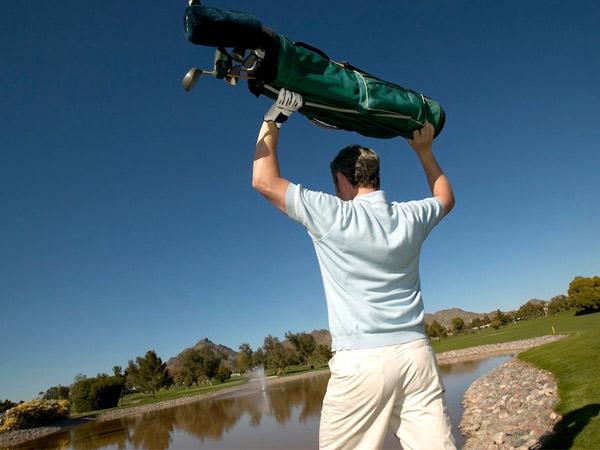 Nguyên nhân khiến bạn luôn có vòng golf thiếu sự ổn định