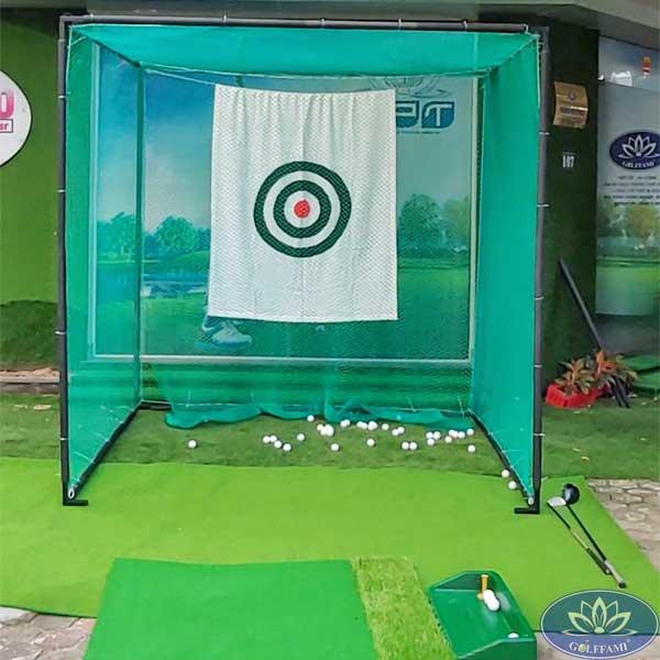 Khung lưới tập golf Gomik52