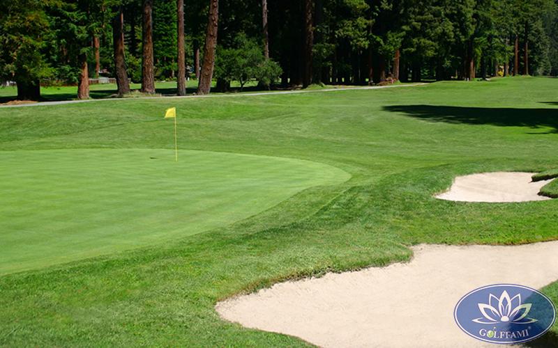 golf course là gì?
