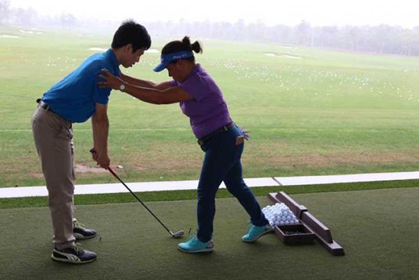 khóa học đánh golf cơ bản