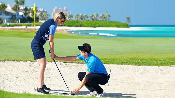hướng dẫn học chơi golf cơ bản cho người mới chơi