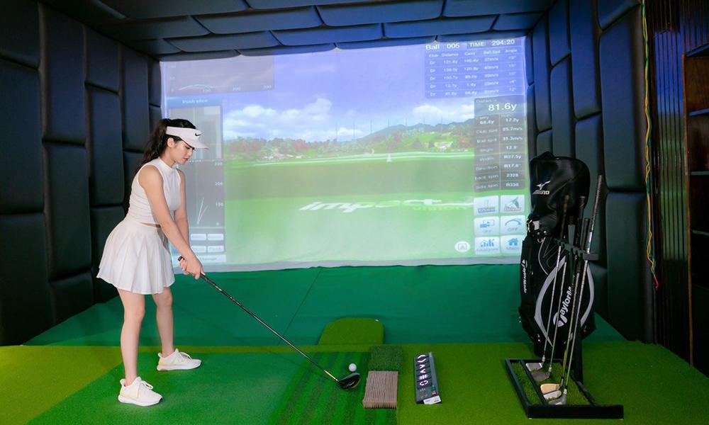 phòng golf 3d vinhome hải phòng