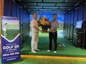 lắp đặt phòng tập golf 3d tại nam định
