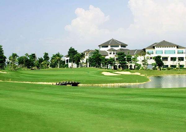 sân golf thủ đức