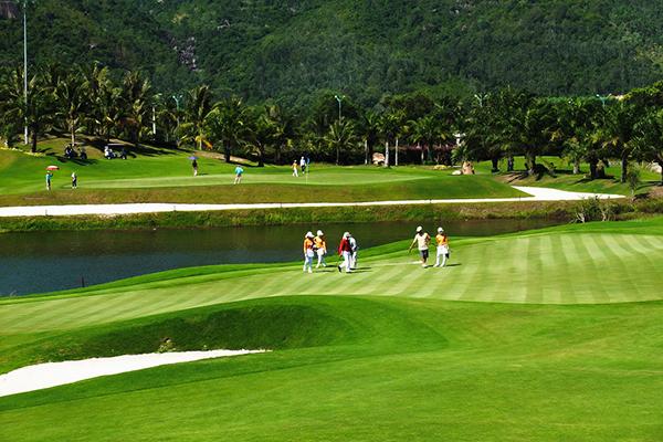 sân golf vinpearl phú quốc