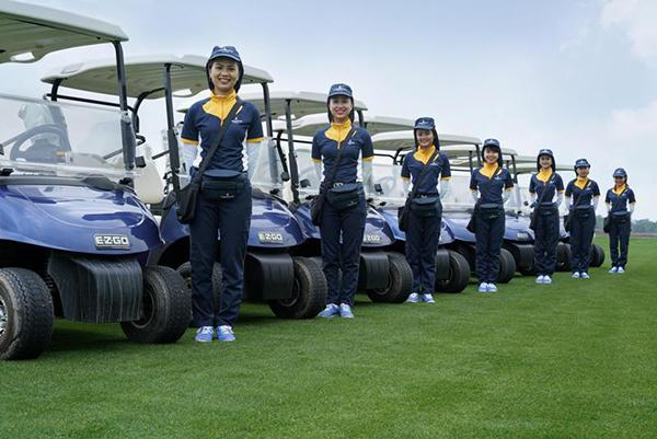 dịch vụ tại sân golf vũ yên hải phòng