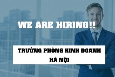 tuyển dụng giám đốc kinh doanh