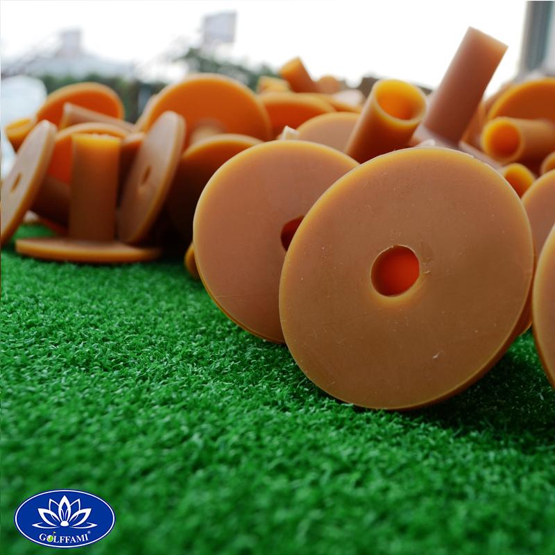 golf tee cao su cam