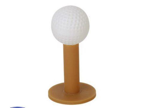 tee golf cao su