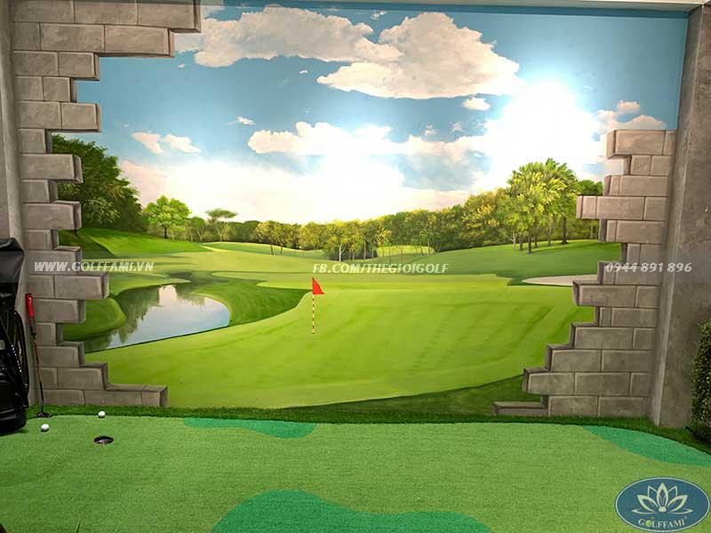 cafe golf Nguyễn Hoàng Tôn