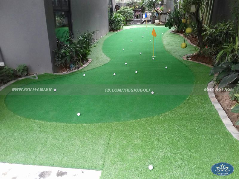 Green golf Đông Anh Hà Nội