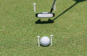 kỹ thuật putting golf