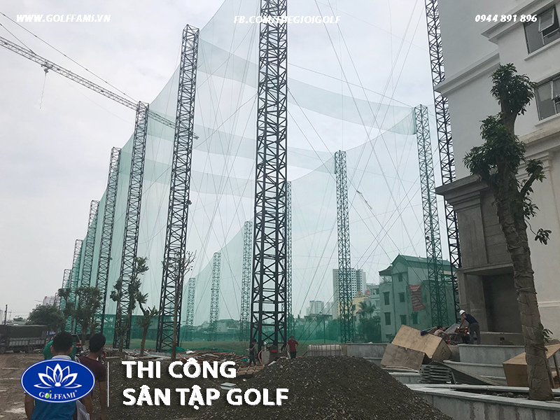 Sân tập golf Ecolen