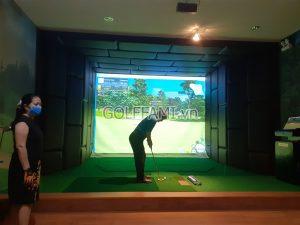 tại sao bạn nên sở hữu cho mình phòng golf 3D trong nhà?