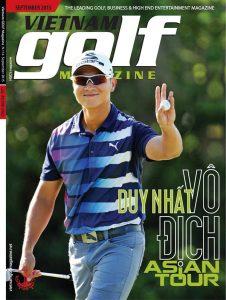 tạp chí golf VietNam Golf Magazine