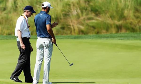 chiến thuật thi đấu trên sân golf